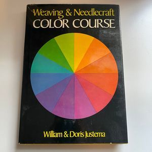 Weeving & Needlecraft Color Course Book